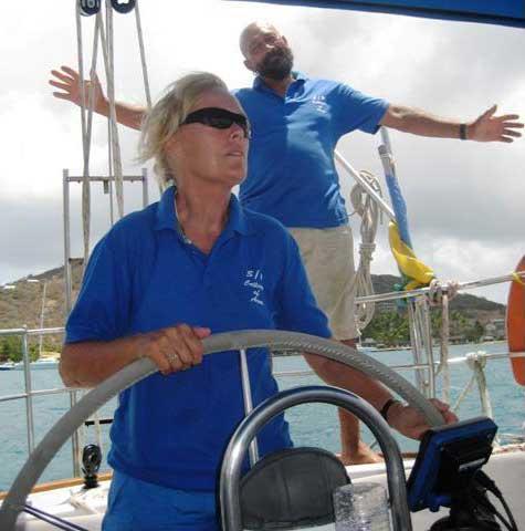 crewed yacht rental