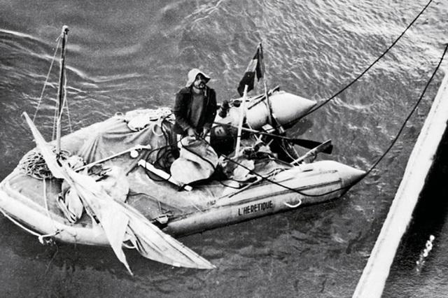 как выжить на лодке