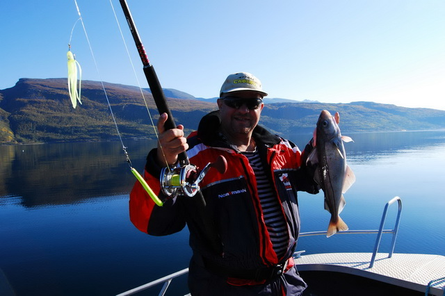 Швеция - рай для рыбаков