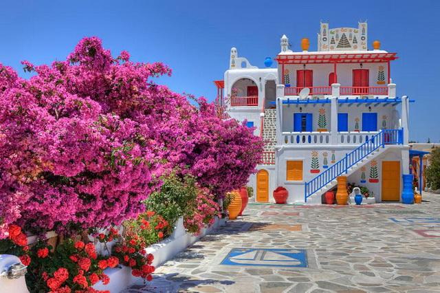 Квартира дом в остров Сими италии