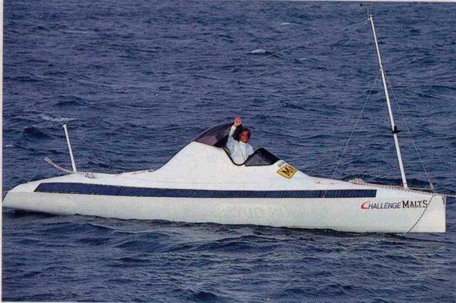 Путешествия японского мореплавателя Кеничи Хори