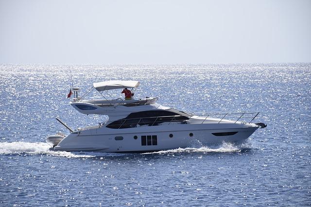 yacht and romance