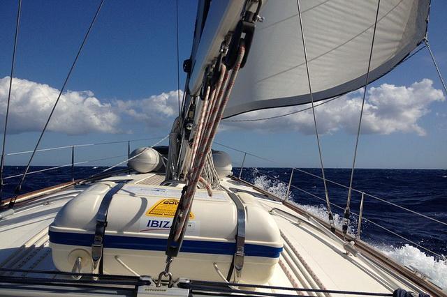 yacht - freedom