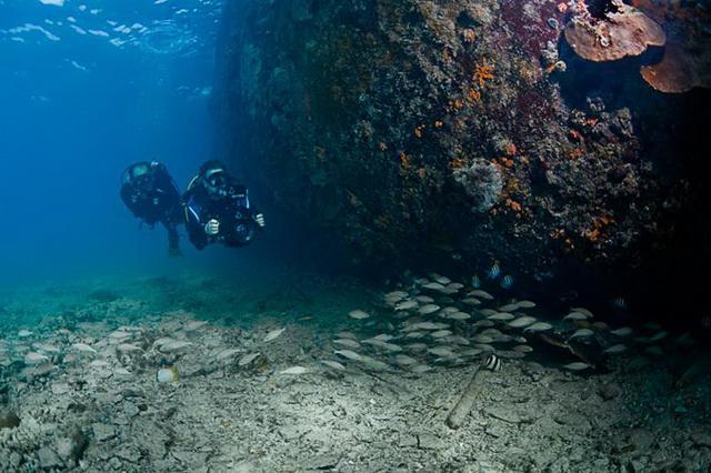 средоточие огромного количества археологических памятников и крупнейший в мире центр пещерного дайвинга