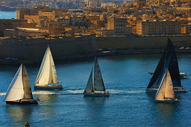 The Rolex Middle Sea Race
