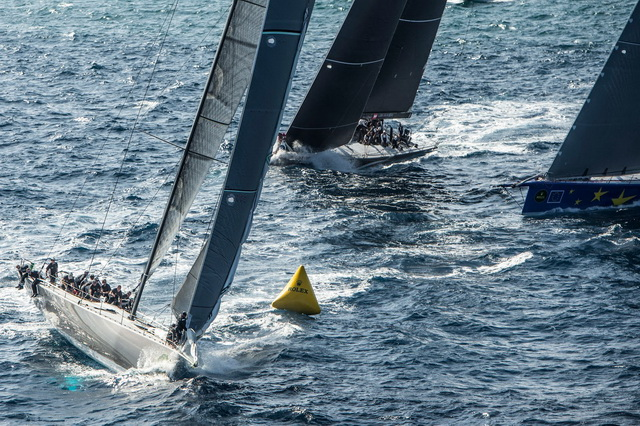 The Rolex Middle Sea Race 2016