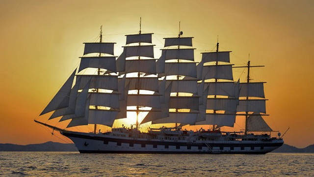 Круизы на Royal Clipper