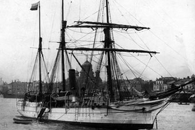 Экспедиция на шхуне «Святая Анна» под руководством Брусилова