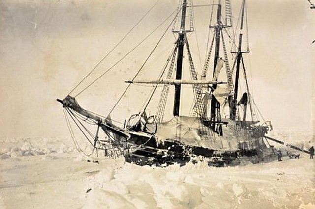 Шхуна «Святая Анна» и её таинственное исчезновение во льдах