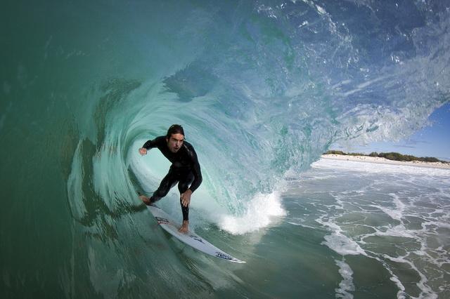 Сезон для серфинга в Австралии