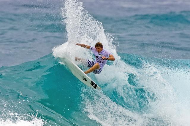 Особенности серфинга в Австралии