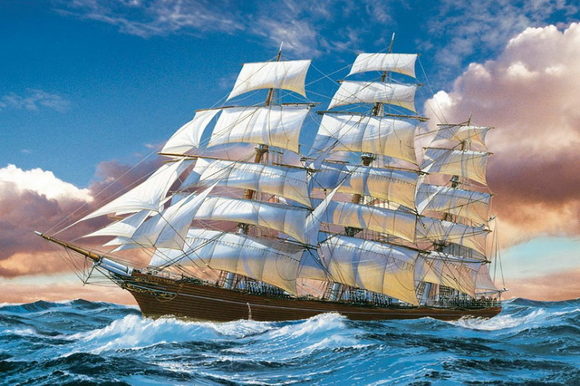the clipper ships the synonymous of fast sailing in the 19th century Tea clipper – a clipper was a very fast sailing ship of the middle third of the 19th century they were fast and was also applied to fast horses and sailing ships.