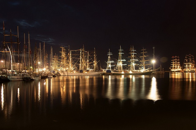 The Tall Ships Races - регата винджаммеров