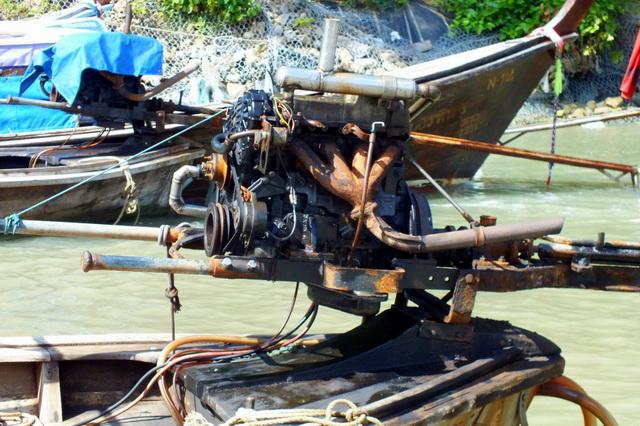лодочные моторы komatsu