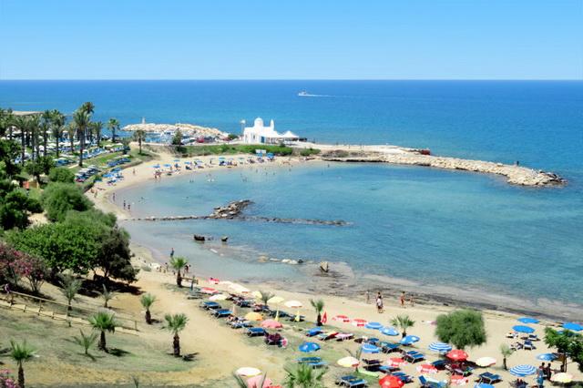 Особенности виндсерфинга на Кипре